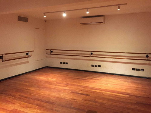 soporte para barra barral de danza doble. profesional