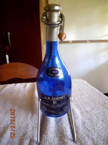 soporte para botella de vino o champagne
