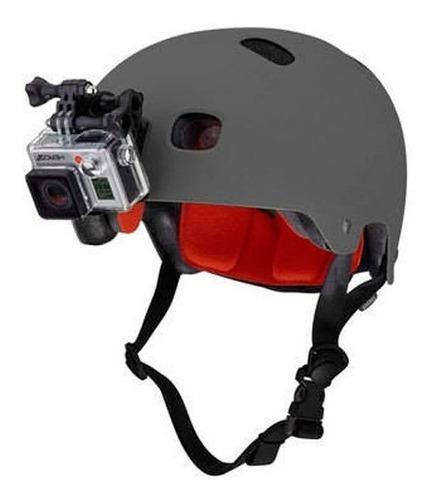 soporte para casco frontal gopro