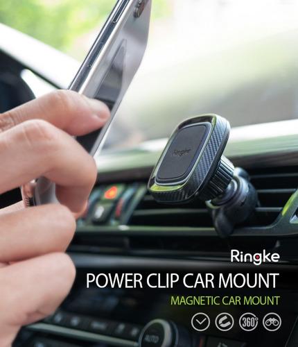 soporte para celular carro magnetico iphone x 10 8 7 plus