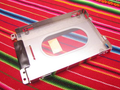 soporte para disco caddy disk hp compaq f500 f700 dv9000