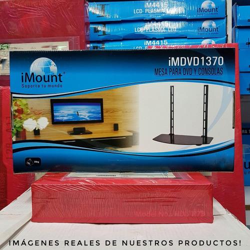 soporte para dvd play bluray cable teatros en casa imdvd1370