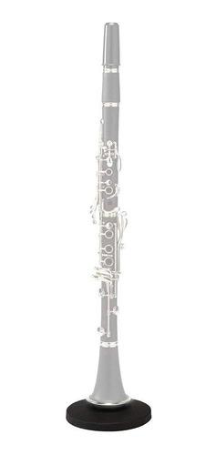 soporte para flauta y/o clarinete hamilton kb956w musicplay
