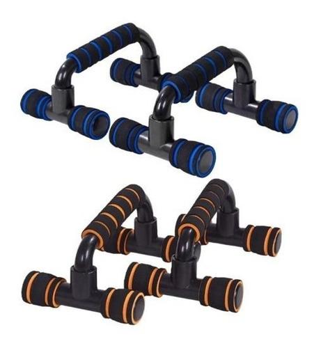 soporte para flexiones brazos pecho push up bar / lhua store