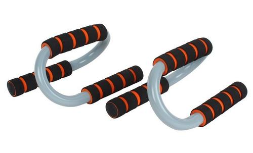 soporte para flexiones de pecho, push up ejercicio gym