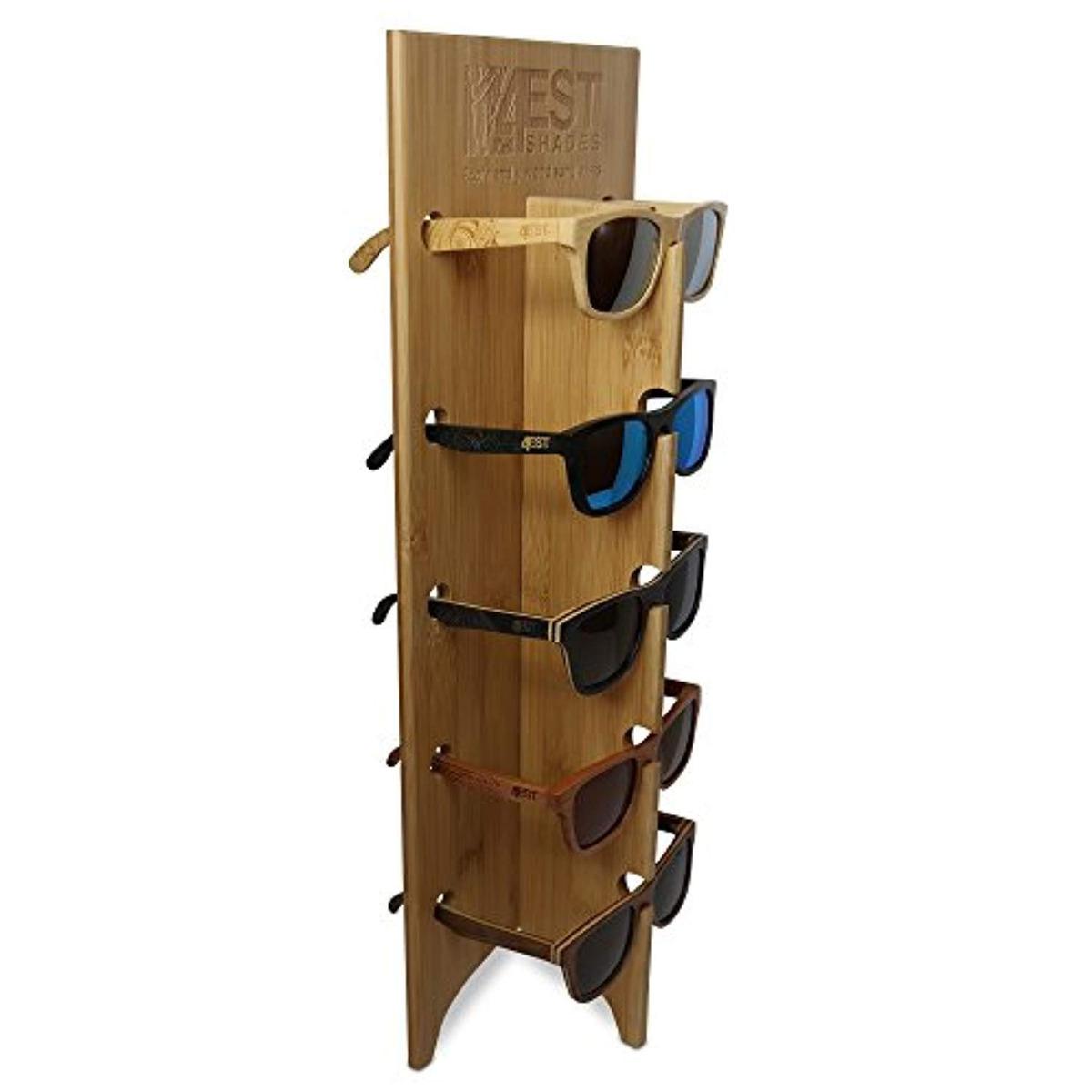 f8730df7a6 Soporte Para Gafas De Sol Madera - $ 193.533 en Mercado Libre