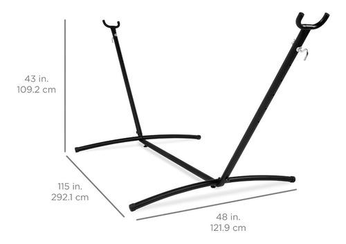 soporte para hamaca portatil capacidad de 450 libras