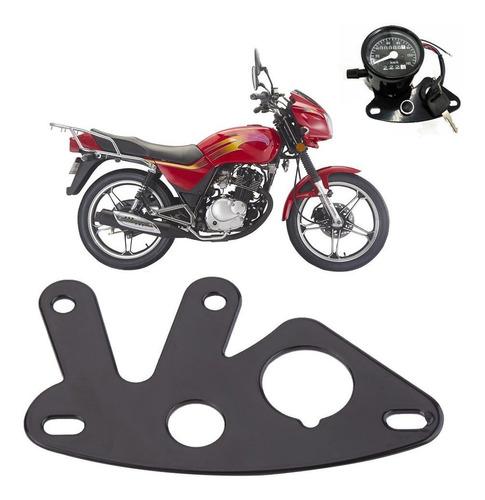 soporte para instrumentos de motocicleta, soporte unive...
