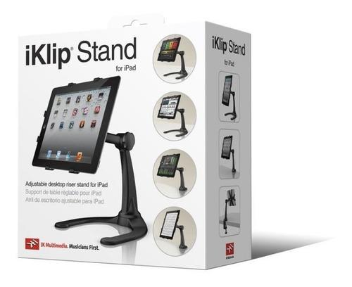 soporte para ipad ik multimedia iklip stand - cuotas