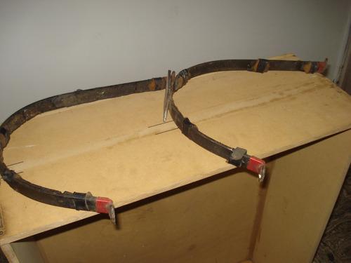 soporte para kayaks