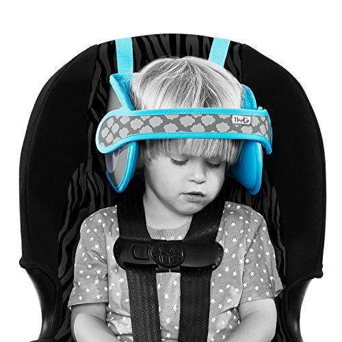 soporte para la cabeza del asiento de coche infantil napup -
