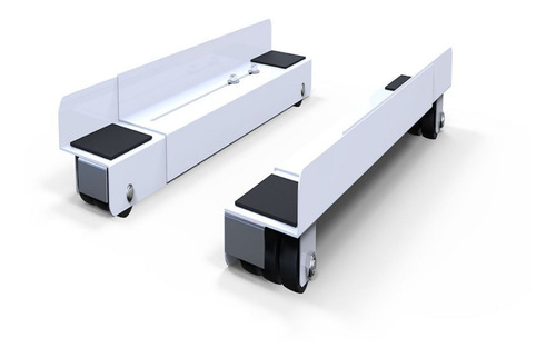 soporte para lavarropa y heladera extensible 42 a 47cm sh800
