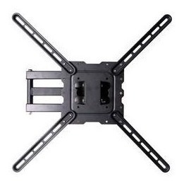 soporte para led lcd doble brazo articulado 32 a 65 inclina