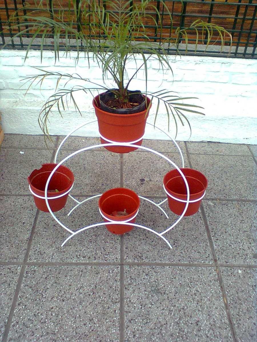 Soportes para macetas y jardineras macetas de autorriego - Soportes para macetas ...