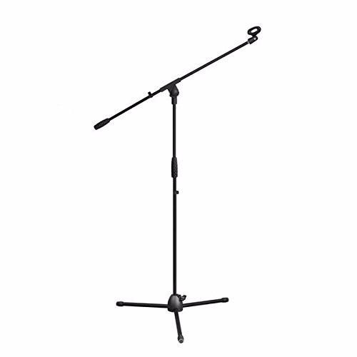 soporte para micrófono telescópico o caña para micrófono