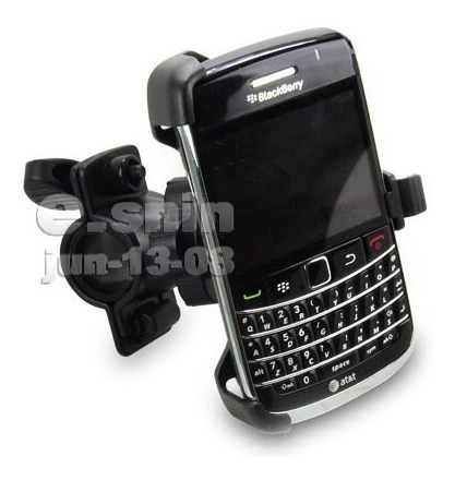 soporte para moto y bicicleta blackberry bold 9700