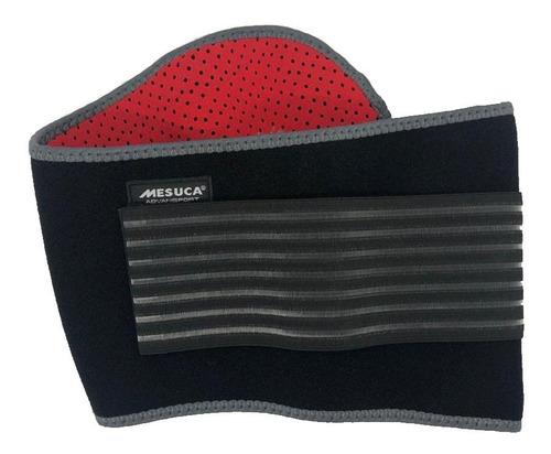 soporte para muslo faja 2 velcros muslera gym crossfit tres