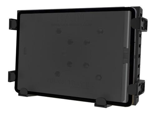 soporte para netbook / tableta con resorte tough-tray ram