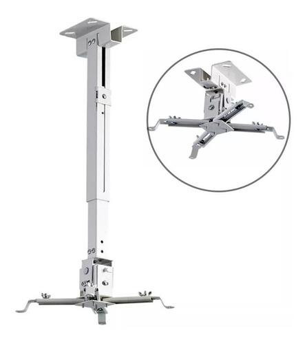 soporte para proyector de techo extensible giro 360 grados