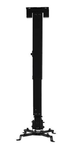 soporte para proyector getttech techo 20kg   ajustable  tw-1