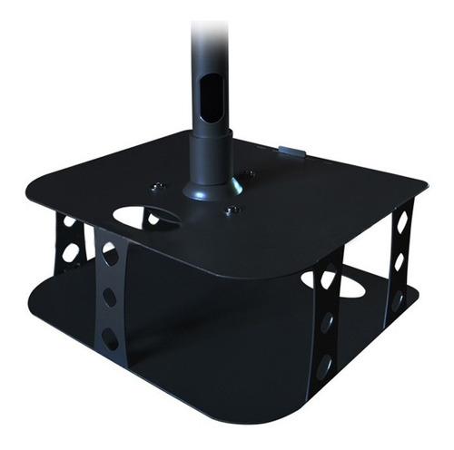 soporte para proyector tipo jaula seguridad, 60cm, ev2397