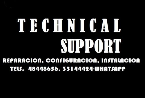 soporte para redes