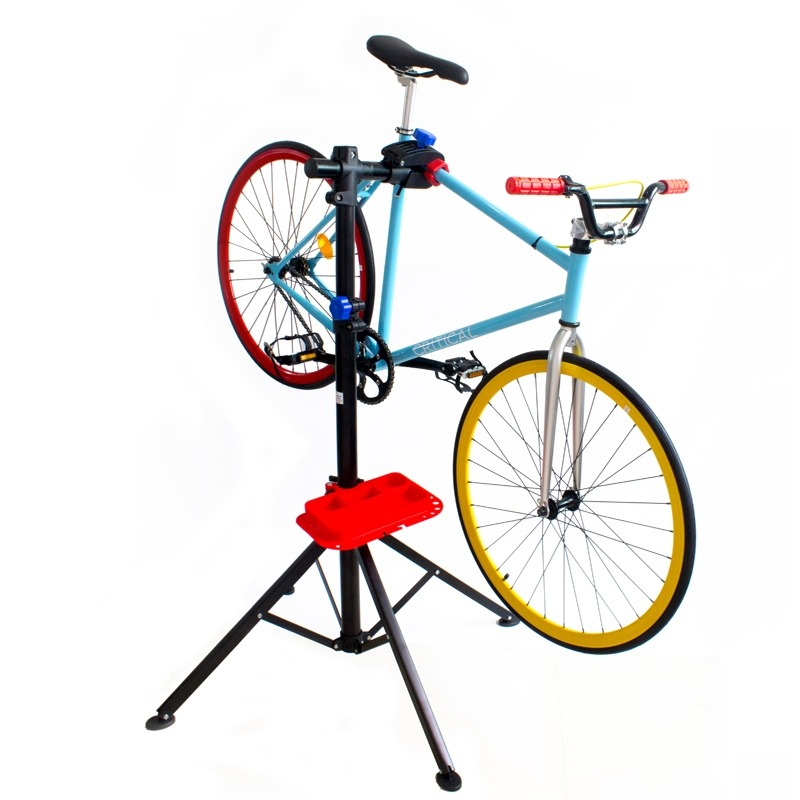 Soporte Para Reparar Bicicletas De Acero Muy Resistente - $ 1,162.00 ...