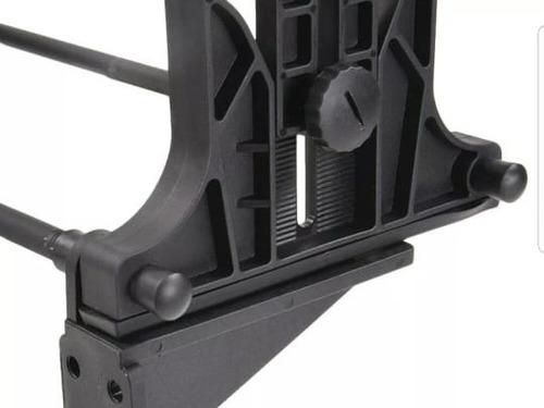 soporte para rifle rifle