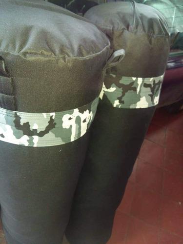 soporte para sacos de boxeo