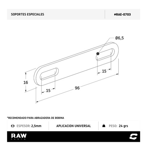 soporte para soldar bobina d encendido competicion raw parts