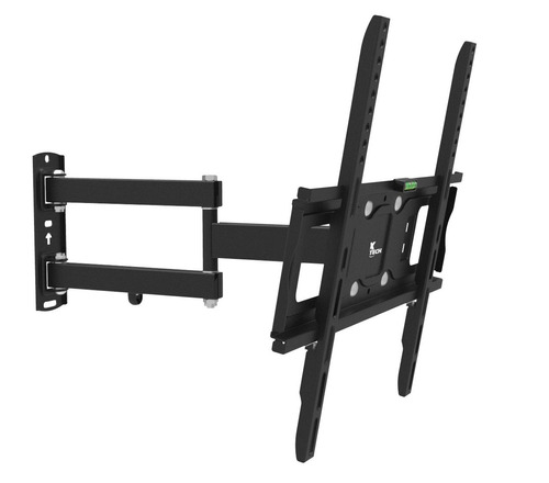 soporte para television 32 a 55 brazo inclina gira xtech 425