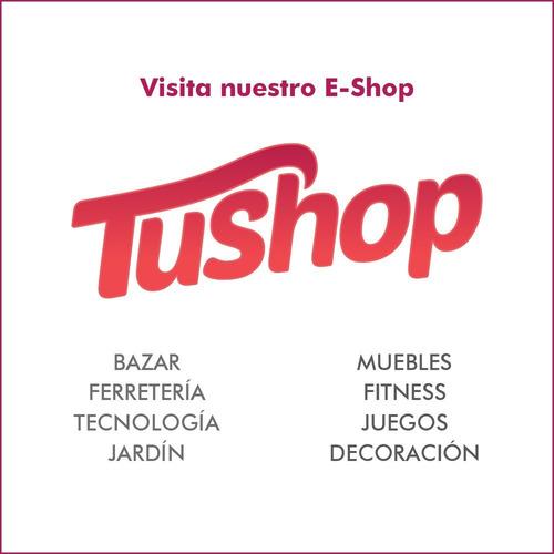 soporte para televisores de 32 a 60 pulgadas - fijo - tushop