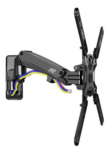 soporte para tv 50  a 65  nb north bayou f500 negro flexi