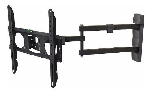 soporte para tv brazo móvil de 26'' a 55'' nakan 2532