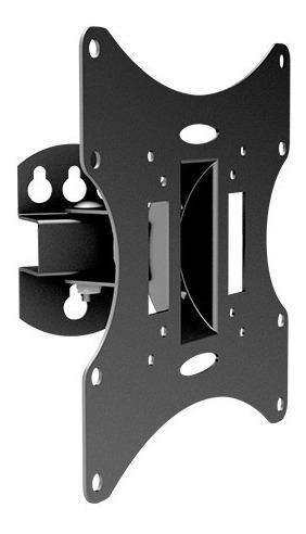 soporte para tv lcd led regulable muro 23-42, 30kg.