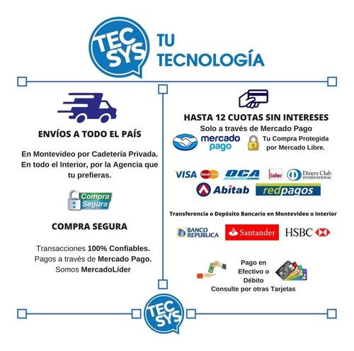 soporte para tv lcd/led fijo hasta 27  lcd-203- en tecsys !!