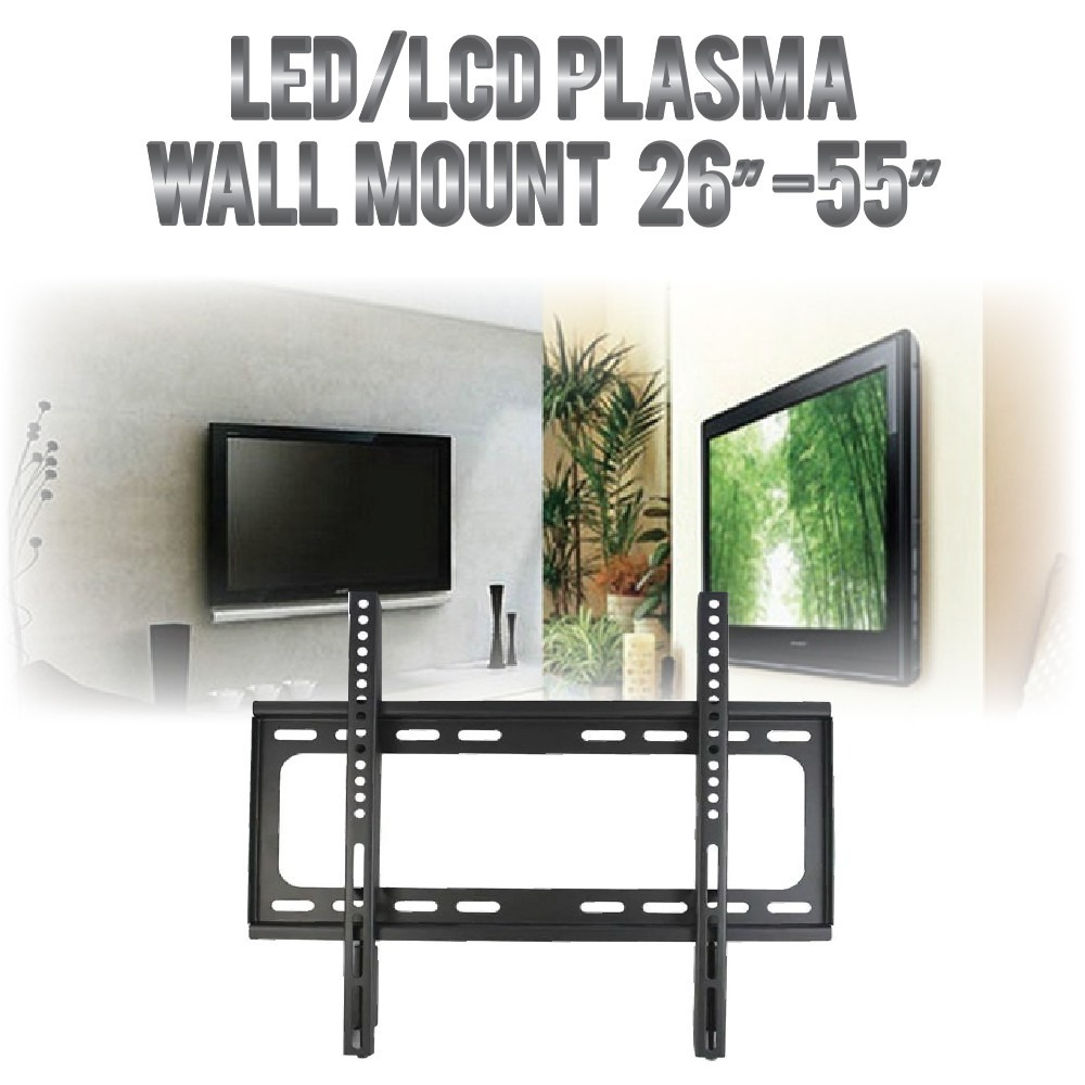 dad5f3994e0 soporte para tv led lcd de 26 a 55 reforzado hasta 50 kg. Cargando zoom.