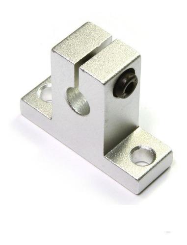 soporte para varilla lisa de 8mm diam. sk8 calidad premium