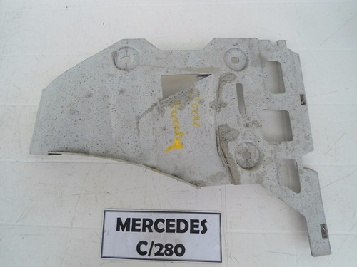 soporte parachoque mercedes benz 203 885 0214