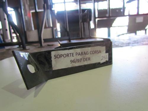 soporte paragolpe corsa clasic 95/...(juego)