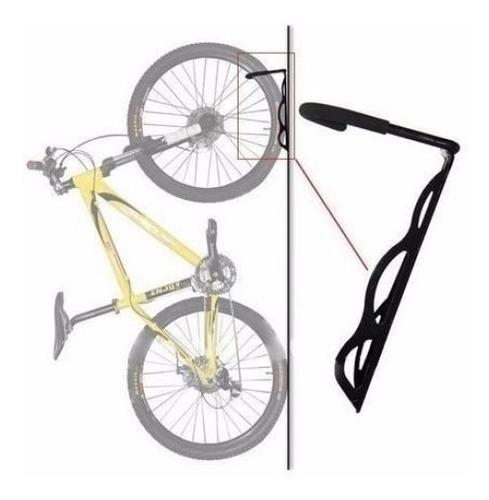 soporte pared bicicleta 30kg original 2 unid torni +obsequio