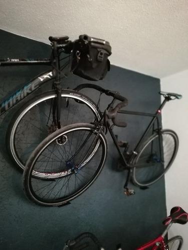 soporte pared bicicleta