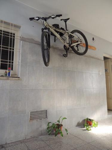 soporte pared bicicleta porta