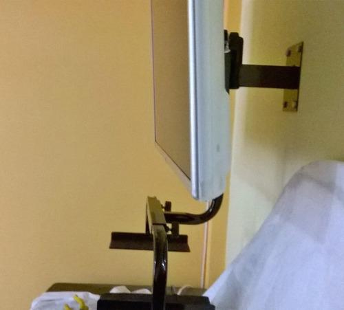 soporte pared, giratorio.lcd plasmas led, curved 19 a 32