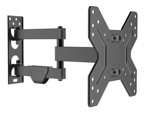 soporte pared led lcd plasma tv monitor 14-42 pulgadas girat