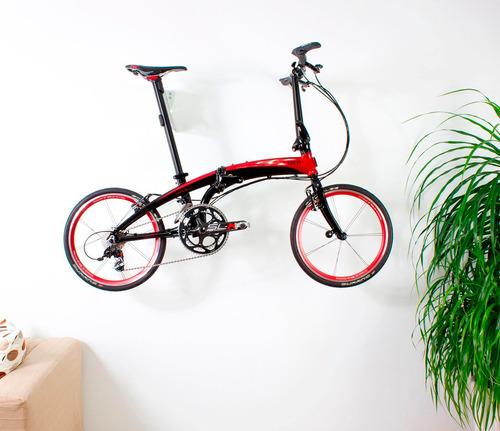 soporte pared para bicicleta