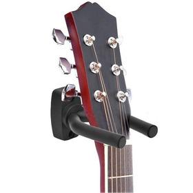 Soporte Pared Para Guitarra, Ukelele, Bajo, Violín Y Otros