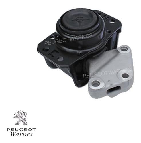 soporte pata motor sup derecha original peugeot 408 1.6 hdi