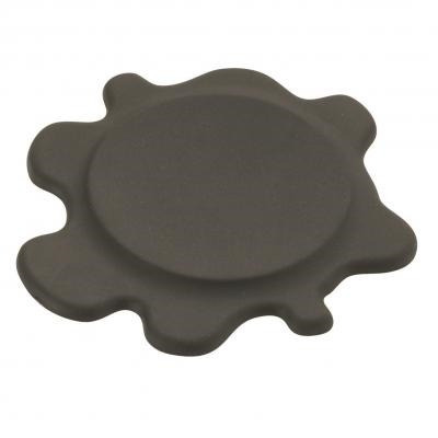 soporte p/cuchara silicona negro umbra - modelo splat