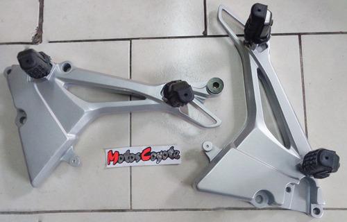 soporte pedalin motos